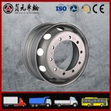 Da borda de aço da roda do barramento/caminhão roda de Zhenyuan auto (9.00 8.25X22.5)