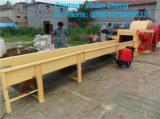 15-25 t/h de la Chine Yulong découpeuse à bois en vente