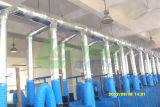 brazo del extractor del gas de soldadura del diámetro de 150m m con tallas múltiples