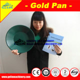 洗浄の川の金のためのプラスチック金の洗浄鍋