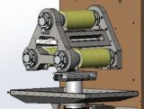 Провод автоматического диаманта Multi увидел для того чтобы отрезать магнит этапа дуги