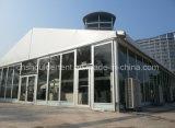 ガラス壁(SDG007)が付いている熱い屋外展覧会のテント