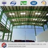 Sinoacmeは高層プレハブの軽い鉄骨構造の小屋を供給した