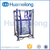 Galvanisierte abnehmbare Stahlpfosten-Hochleistungsladeplatten