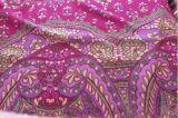 Imprimé en tissu chimique 100viscose Mode Robes Vêtements