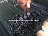 Les tiges de solides en fibre de carbone Pultruded incrusté de fil de cuivre