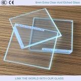 Aangemaakt Glas met Zuur Geëtste Glas en Glas van het Blad 212mm