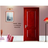 内部のチークの木製のドアの純木のドア