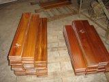 18mm préfini chinois en bois massif des revêtements de sol en teck