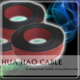 2X0.5mm2 2X1.0mm2 2X1.5mm2 2X2.0mm2 2X2.5mm2 Red&Black Speaker Cable/Bell Wire