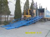 Verwendete im Freien bewegliche Yard-Rampe des neuen Produkt-2016