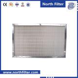 Filtro H11 H12 H13 H14 da construção de painel HEPA