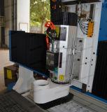 Houten Deur die Atc CNC van de Carrousel Router maken