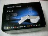 GTV-A1 caja de la CPU TV de Google Amlogic A9 del androide 2.3