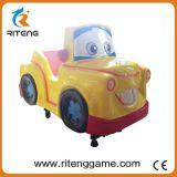 Крытая машина автомобиля Riding качания детей для сбывания