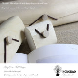 Caisse d'emballage en bois de sucrerie d'écorce d'arbre de Hongdao pour Wedding Wholesale_C