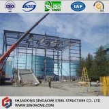 Профессиональное стальное здание с высоким мезонином подъема