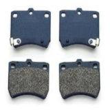 Garnitures de frein avant de bonne qualité automatiques de pièces de rechange pour Nissans D1060-ED500