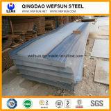 Piatto d'acciaio laminato a caldo di larghezza di Q235 1250mm