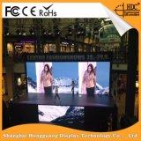 Крытый экран дисплея полного цвета P6 СИД для выставки случая