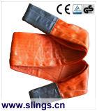 Type plat d'oeil de bride de sangle de polyester