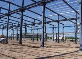 Estrutura de aço Span grande oficina (ZY404)