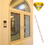 Foshan Fabrico Profissional Thermal Break Alumium Casement Janela de vidro (55 séries)