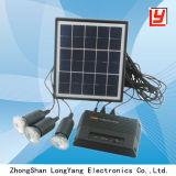 Kit Protable lumière solaire pour la maison 3W