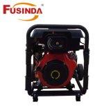 Fusinda 5kw Kipor 엔진을%s 가진 디젤 엔진 휴대용 침묵하는 발전기 세트 7500