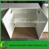 Petits modèles de Module de cuisine de l'usine en bois de Module de cuisine de meubles de forêt d'aube