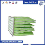 Filtro de bolso de Xinxiang F5 En779 para la HVAC