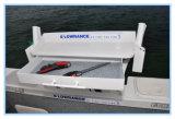 Рыбацкая лодка алюминия пульта конструкции 5m Австралии бортовая