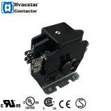 UL Dp Contactor 2 Pole Contactor 24 Volt Coil