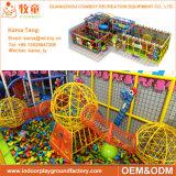 Do campo de jogos interno comercial das crianças do projeto equipamento macio personalizado do jogo