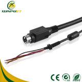 Strichkode-Scanner Nickel überzogenes Energien-Computer-Kabel USB-24V