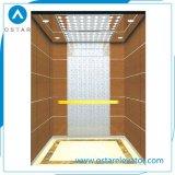 Máquina de tamaño pequeño de 4 personas Casa Roomless Villa ascensor ascensor de pasajeros