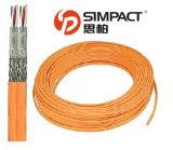 UL/CE/RoHS/ISO Diplomkommunikation Cat7 Kabel-Simpact