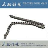 De Ketting van de Plaat van de Rol van de Transportband van de Transmissie van het Roestvrij staal van de vervaardiging in China wordt gemaakt dat