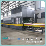 Landglass four en verre trempé de la machinerie usine de la ligne de production