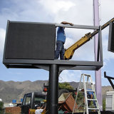 최고 가격 풀 컬러 SMD 또는 복각 큰 광고를 위한 옥외 발광 다이오드 표시 P16