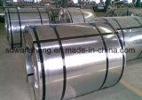 Gi ASTM A653m-07 горячий окунутый гальванизировал стальные катушки