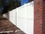 Plastique Vinyle haute clôture