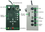 512Hz Sonde professionelle industrielle Rohr-Abfluss-Inspektion-Kamera (V8-3188TC)