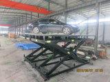 Garage verwendete hydraulischen drehenden Aufzug-Schwenktisch