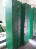 Promotions ! Casier de mémoire bon marché de couleur verte de 35 portes à vendre