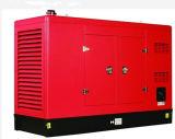 Три этапа 400В/50Гц/1500об/мин/400квт звуконепроницаемых стиле дизельного генератора,