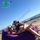 専門の男女兼用の位置袋の走行する膨脹可能な空気ソファー