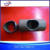 O Kr-Xys simplifica a máquina de estaca da tubulação do metal do CNC Plasma&Flame para o alumínio, cobre, ferro, tubulação de aço