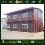 Дом рамки стальной структуры/подвижная дом (LS-MC-039)