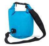Le PVC extérieur imperméable à l'eau sèchent le sac de paquet avec des poches de tirette